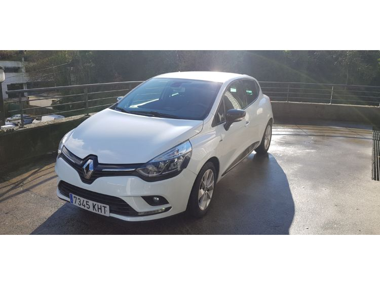 Renault clio Limited foto 2
